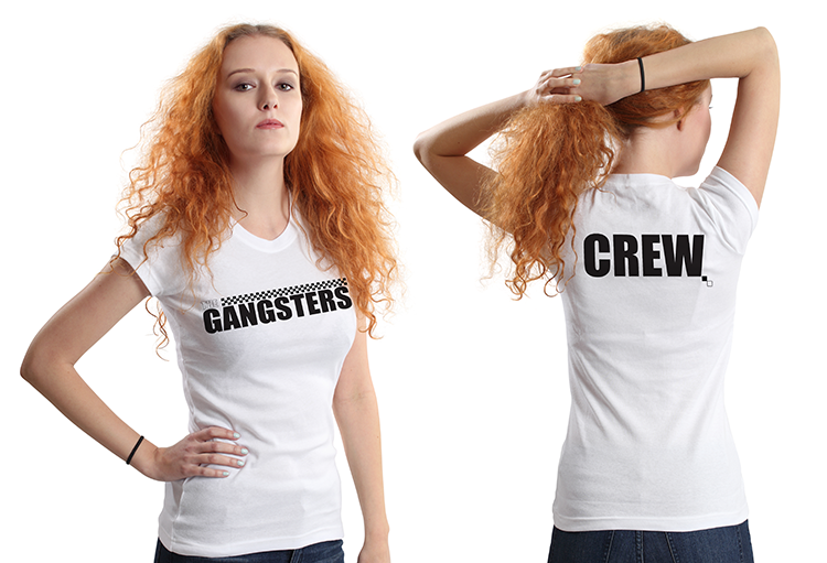 Gangsters T-Shirt Model