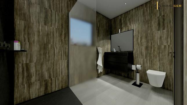 3d visualisatie interieurs in opdracht van Immoser