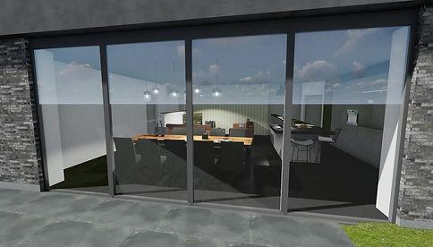 3d visualisatie project Berlare