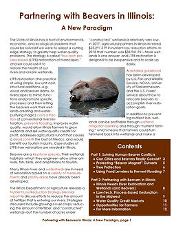 Partnering with Beavers in Illinois 1.1.