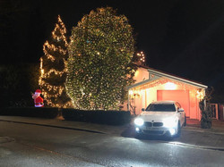 Weihnachtsbeleuchtungen