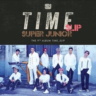"""Super Junior [Time_Slip] """"1X Platinum"""""""