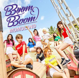Momoland [Bboom Bboom] (Japanese EP)