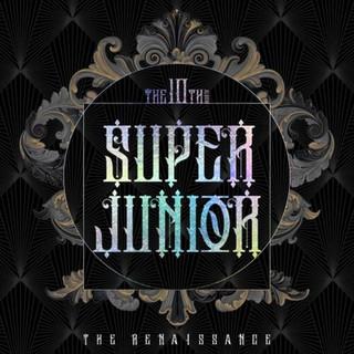 """Super Junior [The Renaissance] """"1X Platinum"""""""