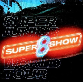 Super Junior [Super Show 8]