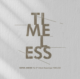Super Junior [Timeless] Repackage