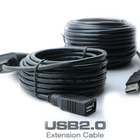 USB 2.0 25 metre Extension Cord