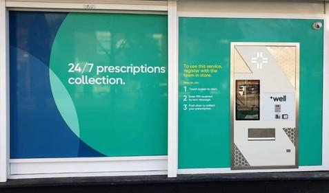 Well Pharmacy, Poynton
