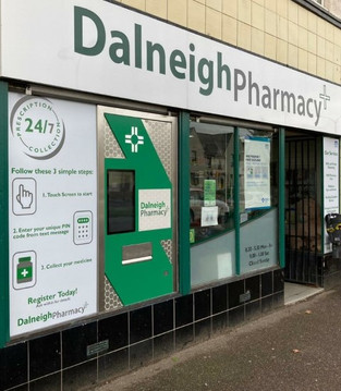 Dalneigh Pharmacy, Inverness