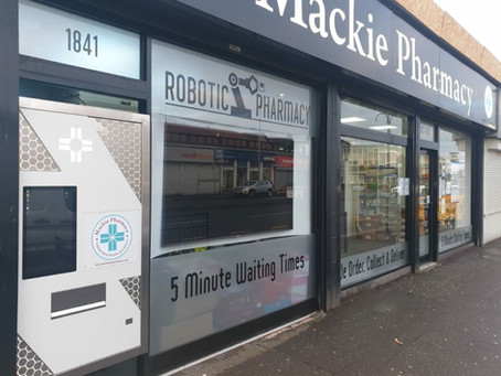 Mackie Pharmacy makes it a Pharmaself24 family affair