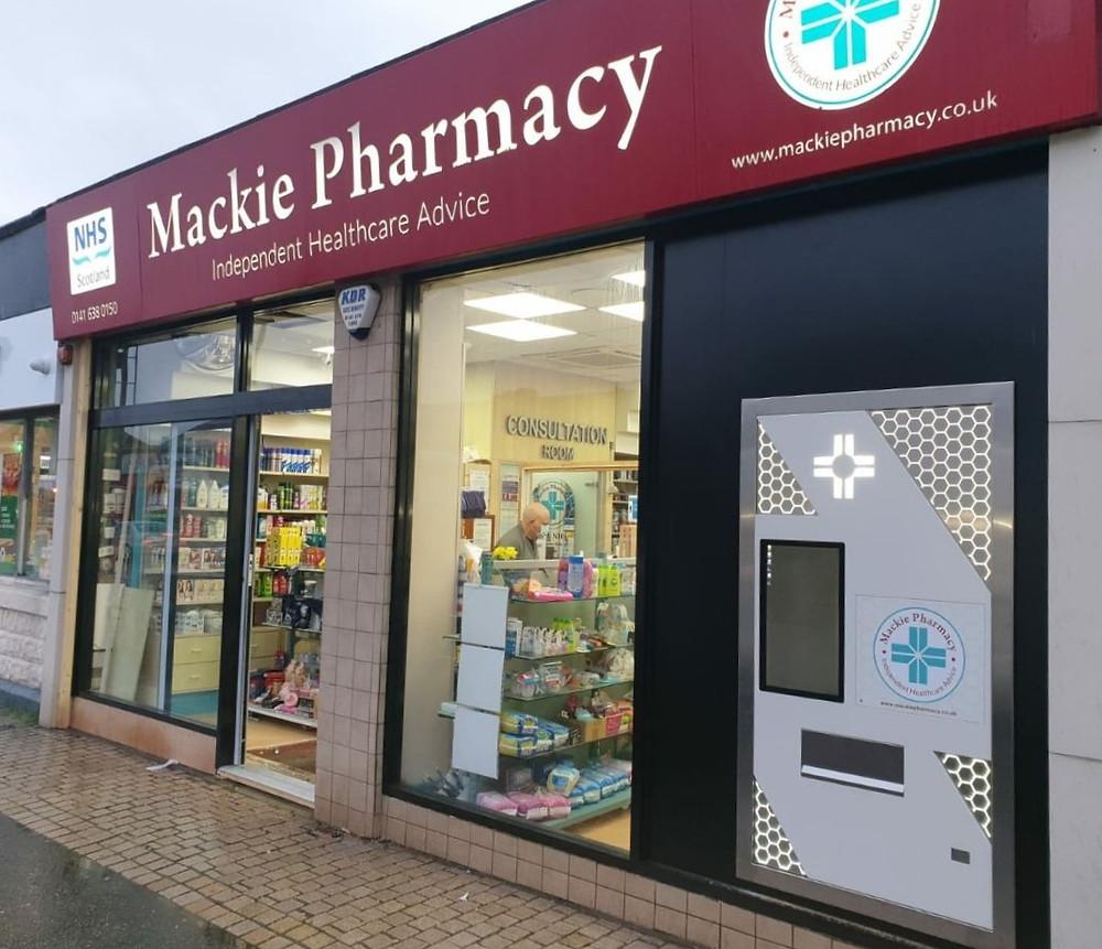 Mackie Pharmacy Pharmaself24