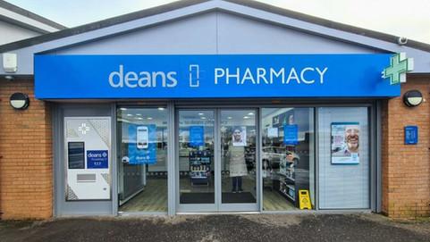 Deans Pharmacy, Wishaw