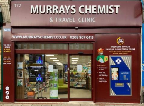 Murrays Chemist, Harrow