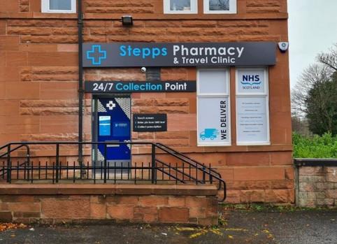 Stepps Pharmacy, Glasgow