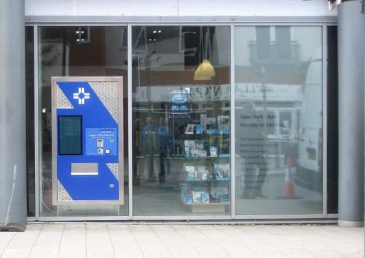 Aqua Pharmacy, Ipswich