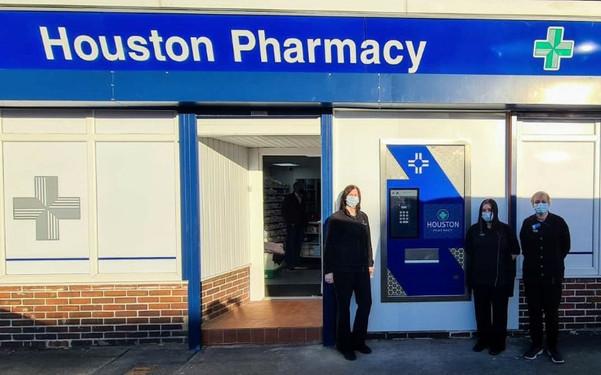 Houston Pharmacy, Dundee