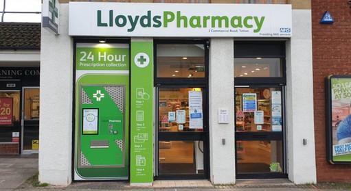 LloydsPharmacy, Totton