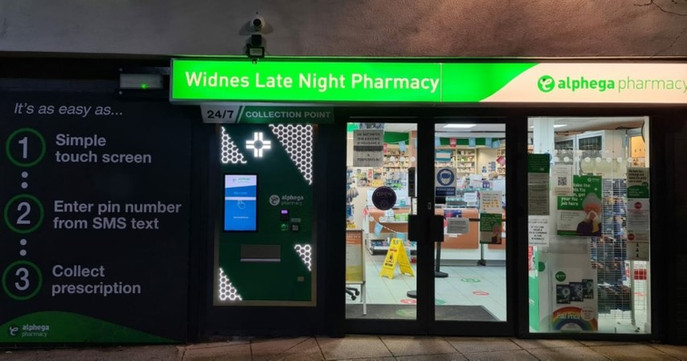 Widnes Late Night Pharmacy
