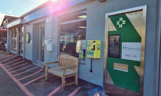 Fferyllfa R J Jones Pharmacy, Gwynedd