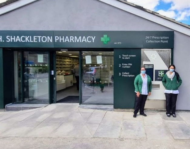 H Shackleton Pharmacy, Ebbw Vale