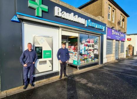 Bankton Pharmacy, Prestonpans
