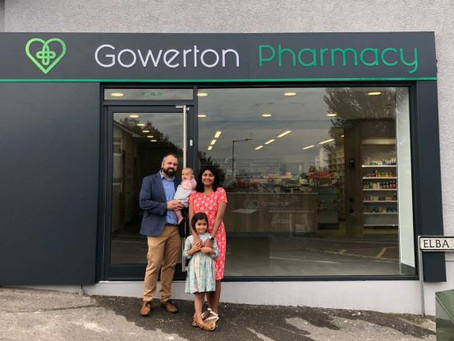 Gowerton Pharmacy finds success with Pharmaself24