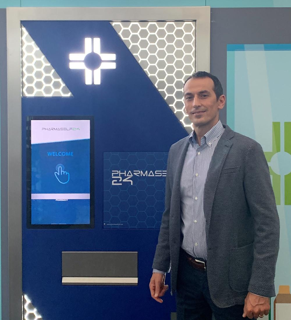 Enrico Dona Videosystem Pharmaself24