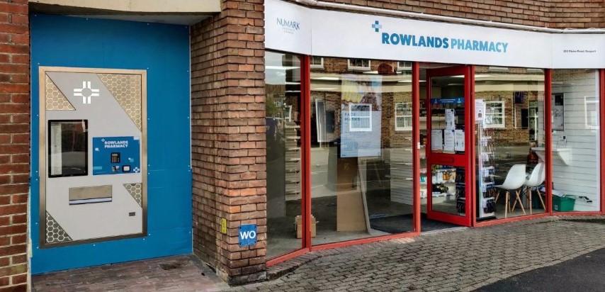 Rowlands Pharmacy, Gosport