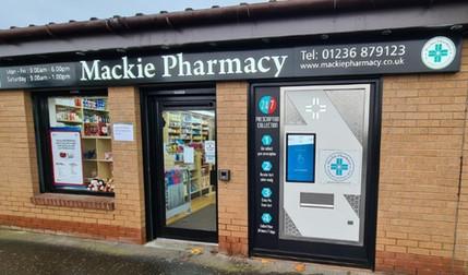 Mackie Pharmacy, Moodiesburn