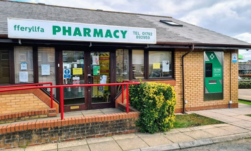 Tyr Felin Pharmacy, Swansea