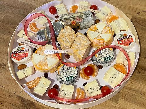 Plateau de fromages (Nous consulter)