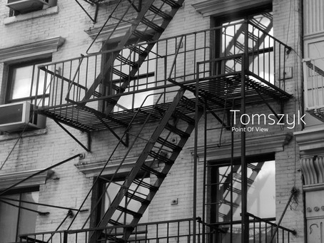TOMSZYK Point of View //  NEW ALBUM RELEASE