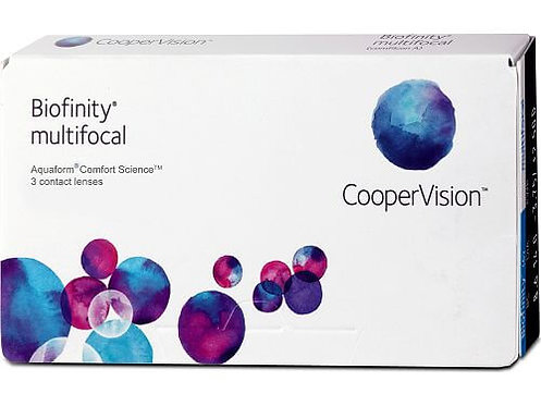 Biofinity Multifocal 4 Cx 6