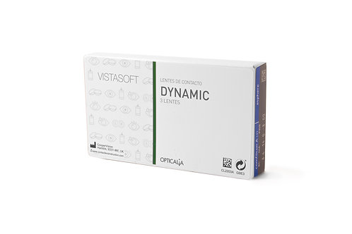 VISTASOFT Lentes Bio Dynamic