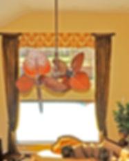 Window Treatments, Drapery, Fabric Shades, Roman Shades, Cornice Board, Decorative Swags, Decorative Hardware