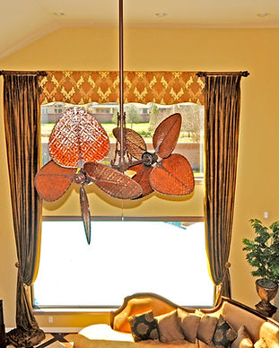 Window Treatments, Drapery, Fabric Shades, Roman Shades, Cornice Board, Decorative Swags, Decorative Hardware