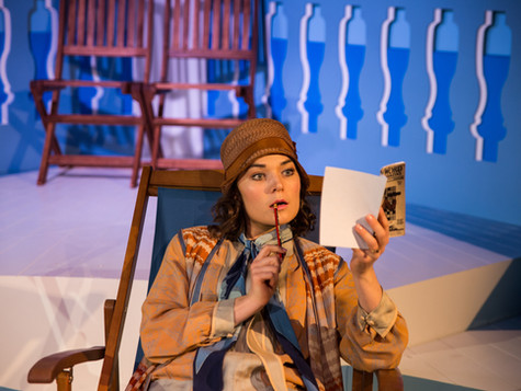 Anne Dennis in 'The Lady with the Dog'