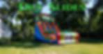 bounce slide rentals near me