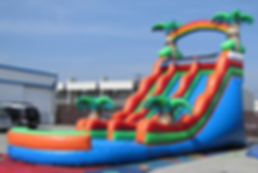 slide rentals long island ny