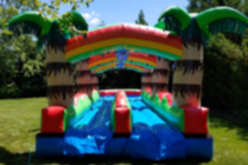 slip n slide rental