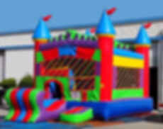 bounce and slide rentals