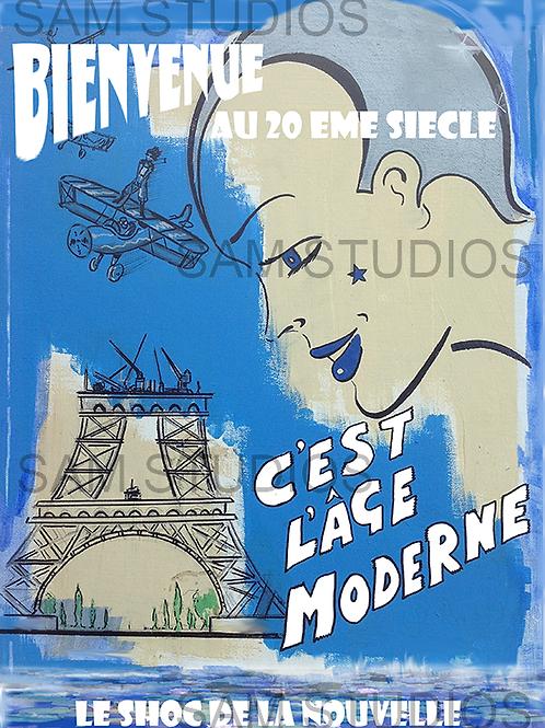 C'est L'Age Moderne