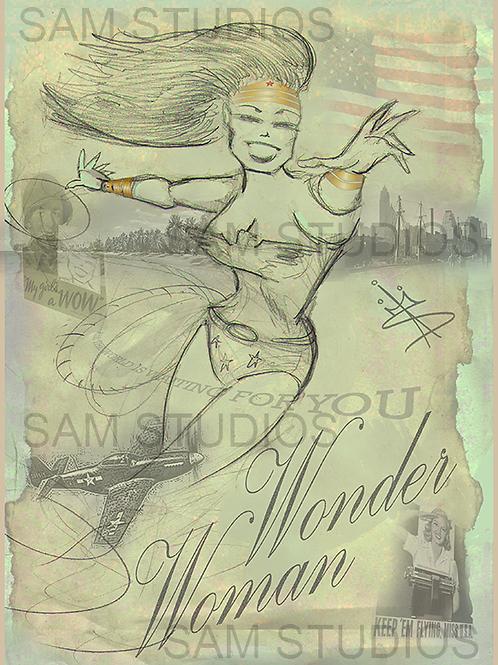 Wonder Woman WW2