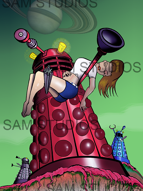 Dalek I Love You