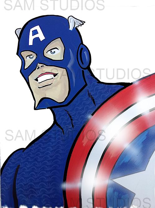 Captain America - Classic