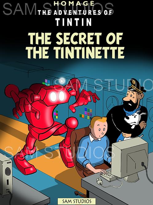 Tintin - Secret of the Tintinette