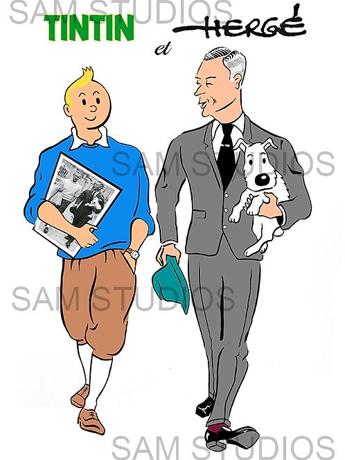 Tintin - Herge