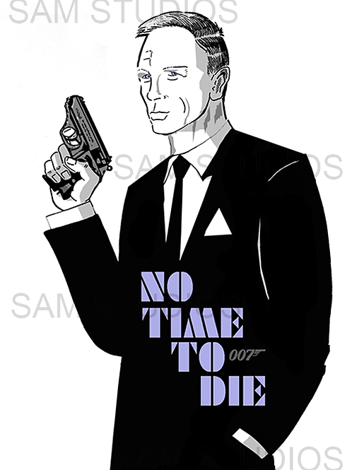 Bond - No Time To Die
