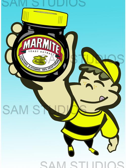 Marmite Boy