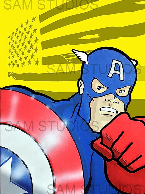 Captain America - Pop